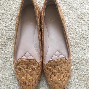Vince Camuto Studded Loafers 7